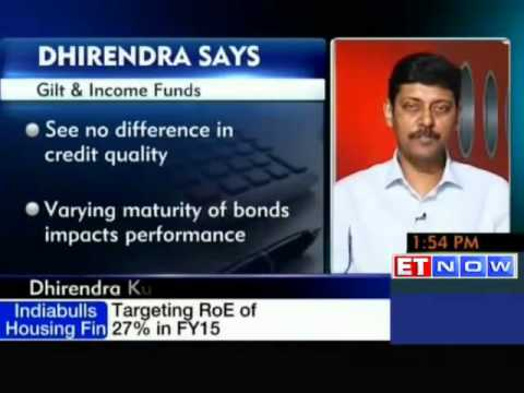 Gilt and income funds: Dhirendra Kumar's view
