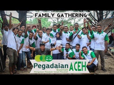 Family Gathering PT. Pegadaian Syariah (PERSERO) Area ACEH