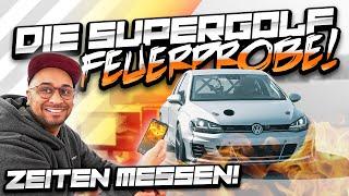 JP Performance - Die Supergolf Feuerprobe! | Zeiten messen