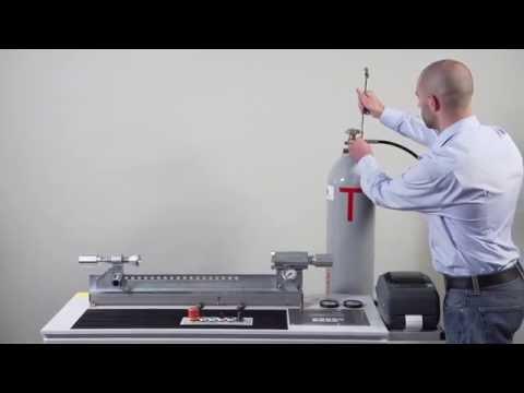 CO2  -  carbon dioxide filling unit by Brandschutztechnik Müller