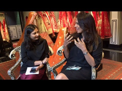 Designer Anita Dongre On Her Bohemian Style In College - Not Another Interview