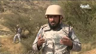 جولة مع حرس الحدود السعودي في جازان