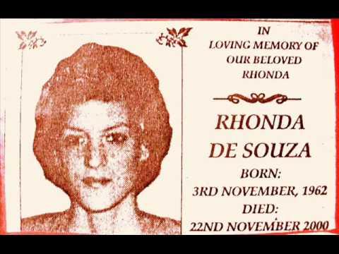 RHONDA DE SOUZA   IF WE EVER KISS