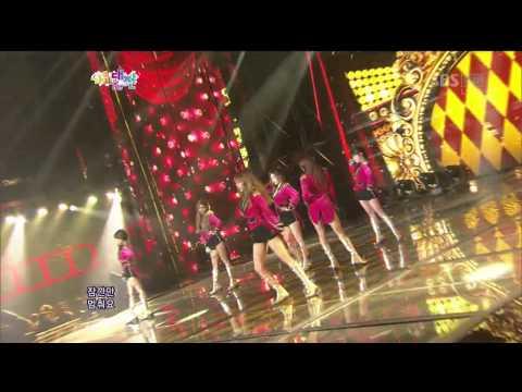 티아라 (TIARA) [Sexy Love (remix ver)] @SBS gayodaejun 가요대전 20121229