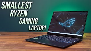ASUS Flow X13 Review - The Smallest Ryzen Gaming Laptop!