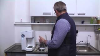 Auftisch Umkehrosmoseanlage Apalina von Misterwater erklärt