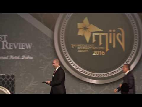 MIIA 2016: Reinsurance Company of the Year