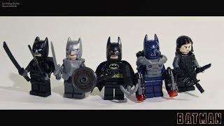 LEGO BATMAN (Альтернативные вселенные)
