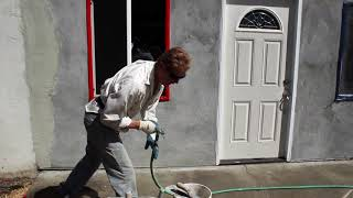 Stucco texturing tips and tricks of the trade