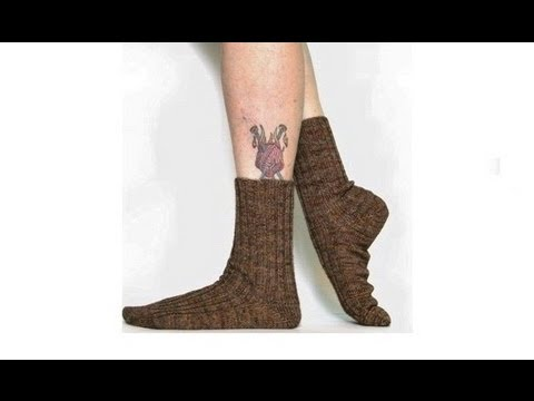 Knitting 2 Socks At A Time Magic Loop Parts 1 5 Youtube