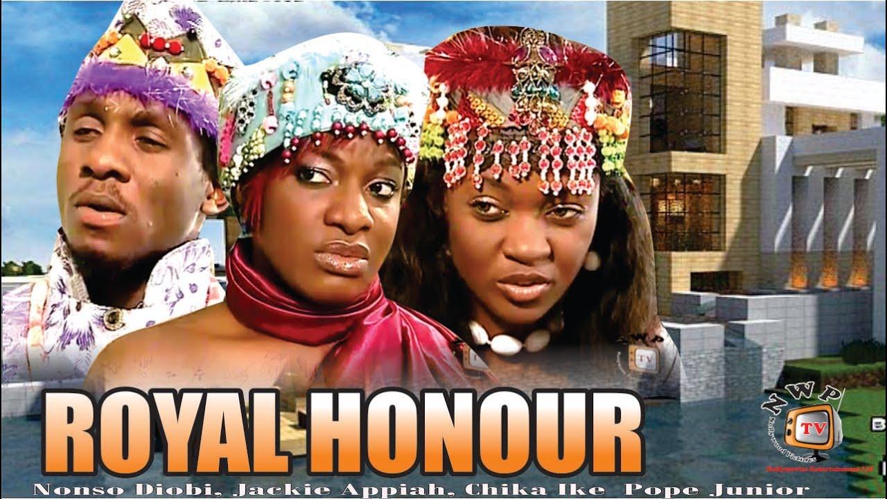 Download Royal Honour   - Nigerian Nollywood Movie