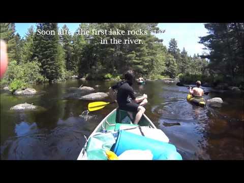 Machias River, Maine Canoeing & Kayaking