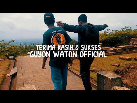 GUYON WATON - LUNGAKU (Unofficial Video Lyric)