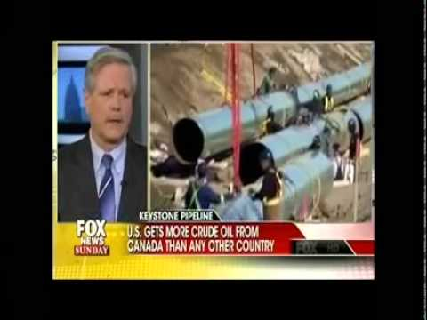 John Hoeven on Fox News - Keystone XL