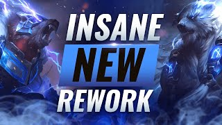 NEW INSANE Volibear REWORK Coming SOON: ALL ABILITIES REVEALED – League of Legends Season 10