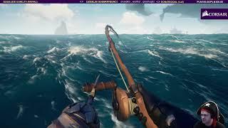 Poszukiwania zatopionego skarbu - Sea of Thieves / 03.05.2019 (#4)