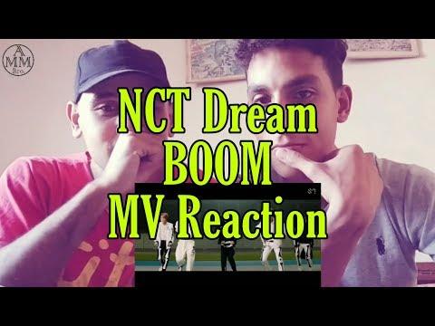 Repeat NCT DREAM 엔시티 드림 'BOOM' MV reaction by laura love kpop