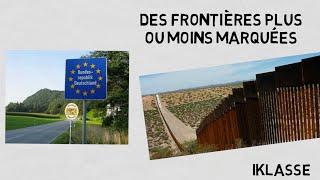 SPE1.3.4 des frontières plus ou moins marquées