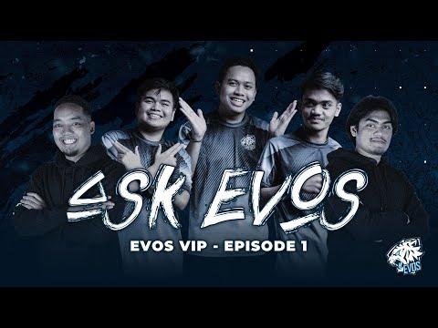 Tanya EVOS VIP Episode 1 [AskEvos]