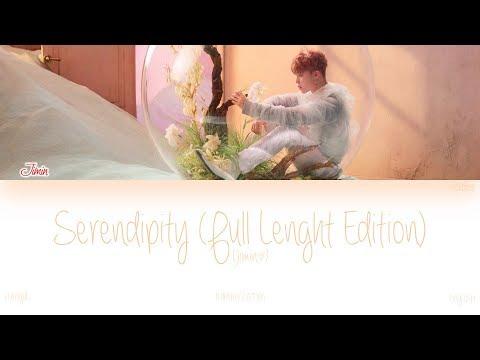 [HAN|ROM|ENG] BTS (Jimin) - Serendipity (Full Length Edition) (Color Coded Lyrics)