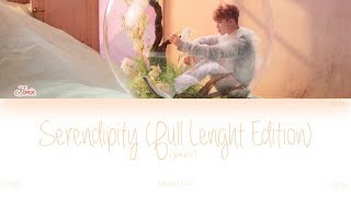 [HAN|ROM|ENG] BTS (Jimin) - Serendipity (Full Length Edition) (Color Coded Lyrics)
