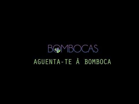 Bombocas - Aguenta-te à bomboca (Lyric video)