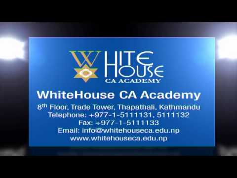 TELEVISION COMMERCIAL OF WHITEHOUSE CA ACADEMY