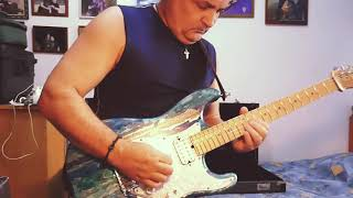 Neal Schon -  Boulevard of Dreams (Cover by Fran Alonso)