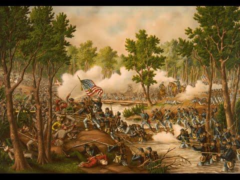 Men Of War: American Civil War Mod - The Battle of Glendale |