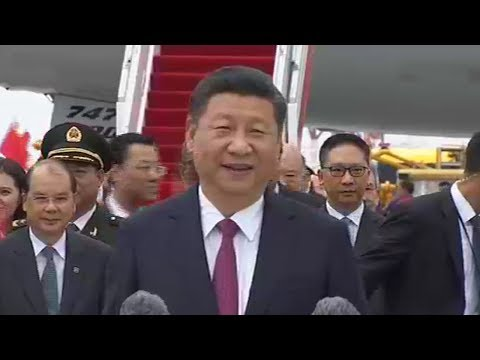 'Hong Kong has always been in my heart,' says Xi Jinping