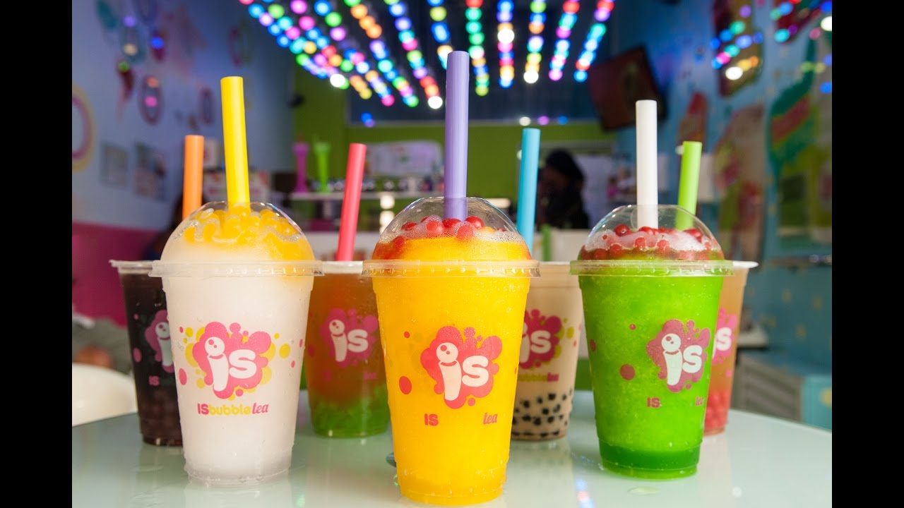 How To Make A Bubble Tea Drink