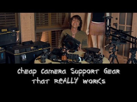 """Dane Paul Stewart's """"Cheap Camera Support Gear that REALLY Works"""" - Ep.1"""