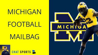 Michigan Football: Does Harbaugh Have Special Plays For Ohio State? Mailbag News & Rumors Questions