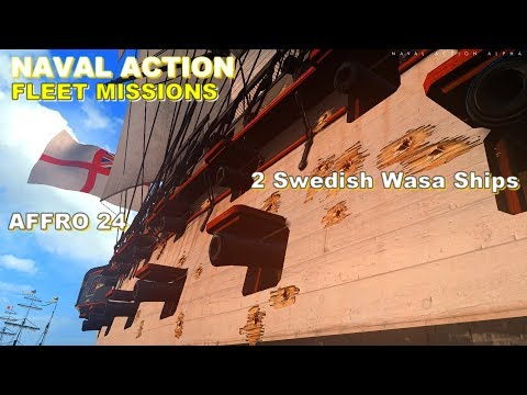 Naval Action - Wasa Fleet Mission