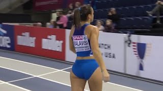 Sonia Malavisi - Pole Vault | 2019 European Athletics Indoor Championships