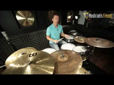 Drum Warm-Up with Mike Johnston