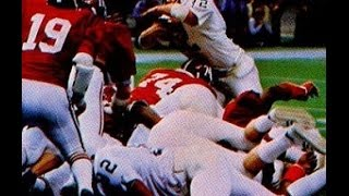 1979 Sugar Bowl  #1 Penn State (11-0)  vs #2 Alabama (10-1)