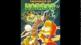 THE SIMPSONS TREE HOUSE OF HORROR Parodies