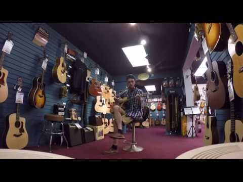 Alex Podzorov  -  S.F. (San Francisco cover - Orlando, Florida) Music Store