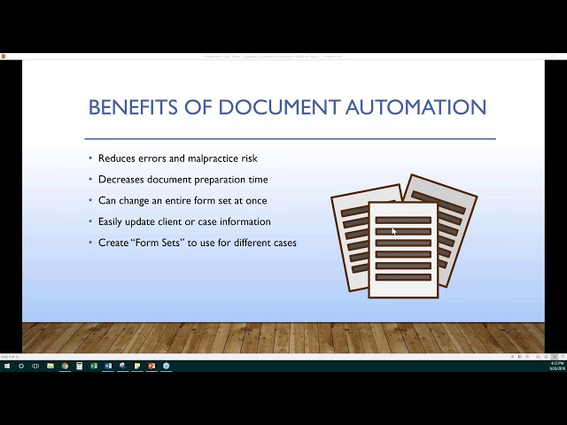 How to Leverage Document Automation in a Family Law Practice
