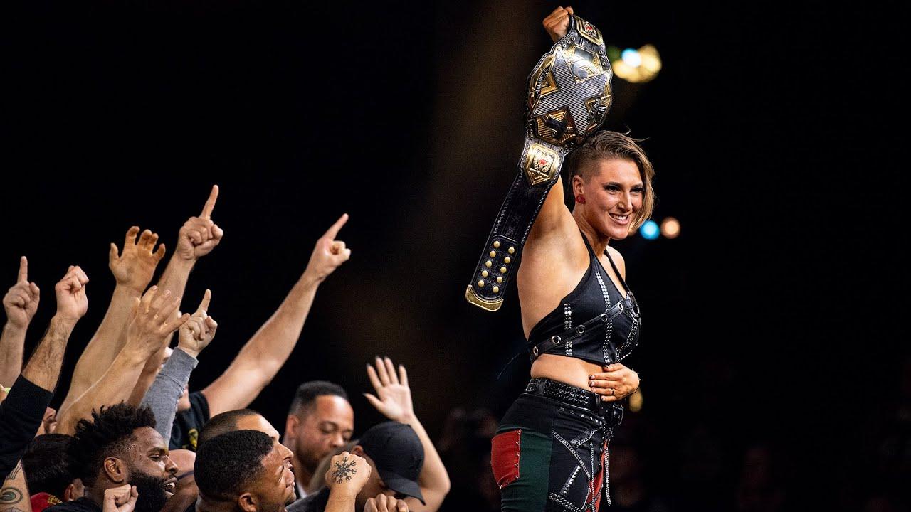 WWE Reveals 50 Greatest Women Superstars' Names 1