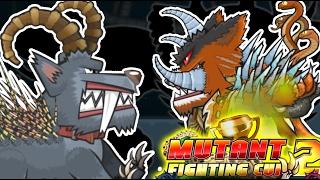 Mutant Fighting Cup 2 - МОЯ СОБАКА МУТИРОВАЛА #1