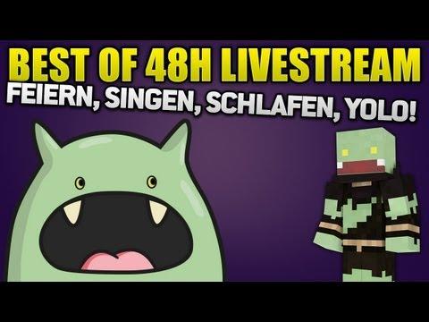 BEST OF 48H LIVESTREAM | ungespielt