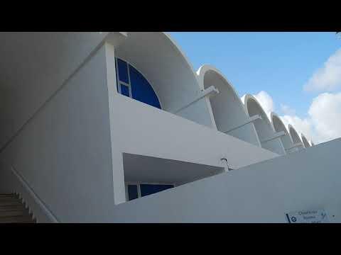 Тунис, Джерба 2020. Отель Dar Jerba Narjess 4*. Территория
