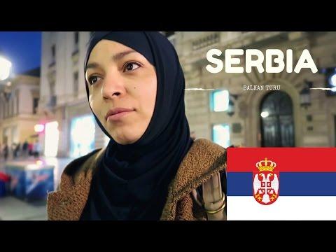 SERBIA #ViajandoConTurcos Extrañando Turquía 🙈 | MEXICANA EN TURQUIA | Balkan Turu