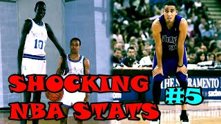 The Most SHOCKING NBA Stat Lines! - Part 5