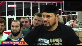 Рамзан Кадыров пожелал Анзору Болтукаеву и Ислам-Беку Альбиеву добиться новых спортивных высот