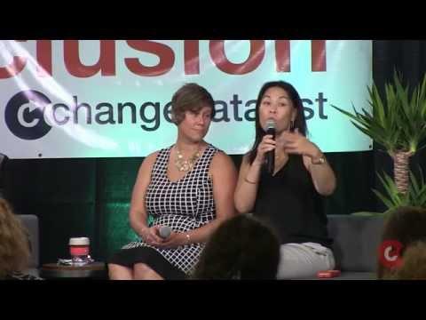 Moms in Tech Panel | Tech Inclusion SF 2015