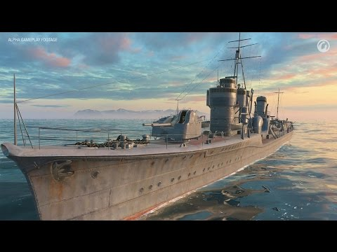 World of Warships - Developer Diary: Class-by-Class