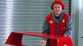Тест Гонкой #ОДЕРЖИМЫЕ Ferrari F40